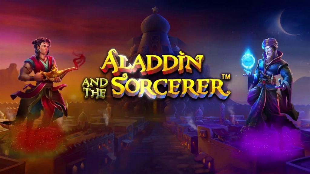 รีวิว เกมสล็อตอะลาดิน Aladdin and the Sorcerer บนเว็บสโบเบท